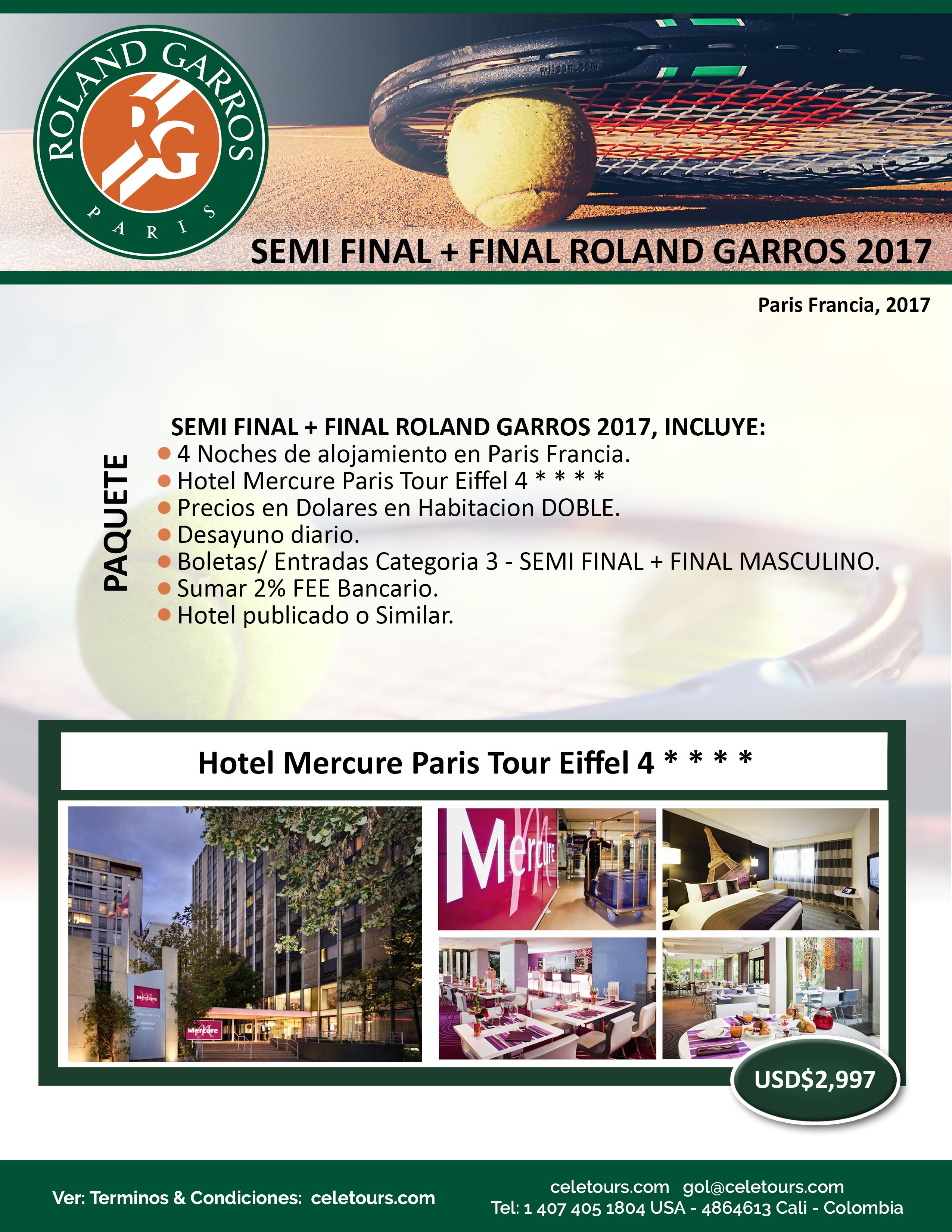 semi final_final Roland Garros 2017
