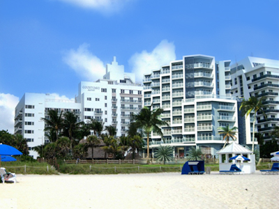 Courtyard by MARRIOTT Miami Beach 400x300