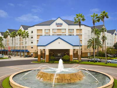 Fairfield Inn Marriott Lake Buena Vista 400x300