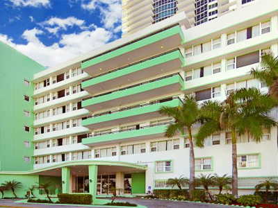 Seagull Hotel Miami Beach 400x300