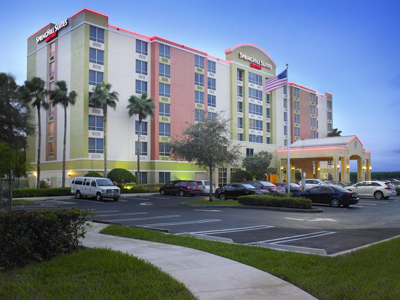 Springhill Suites Miami Airport South 400x300