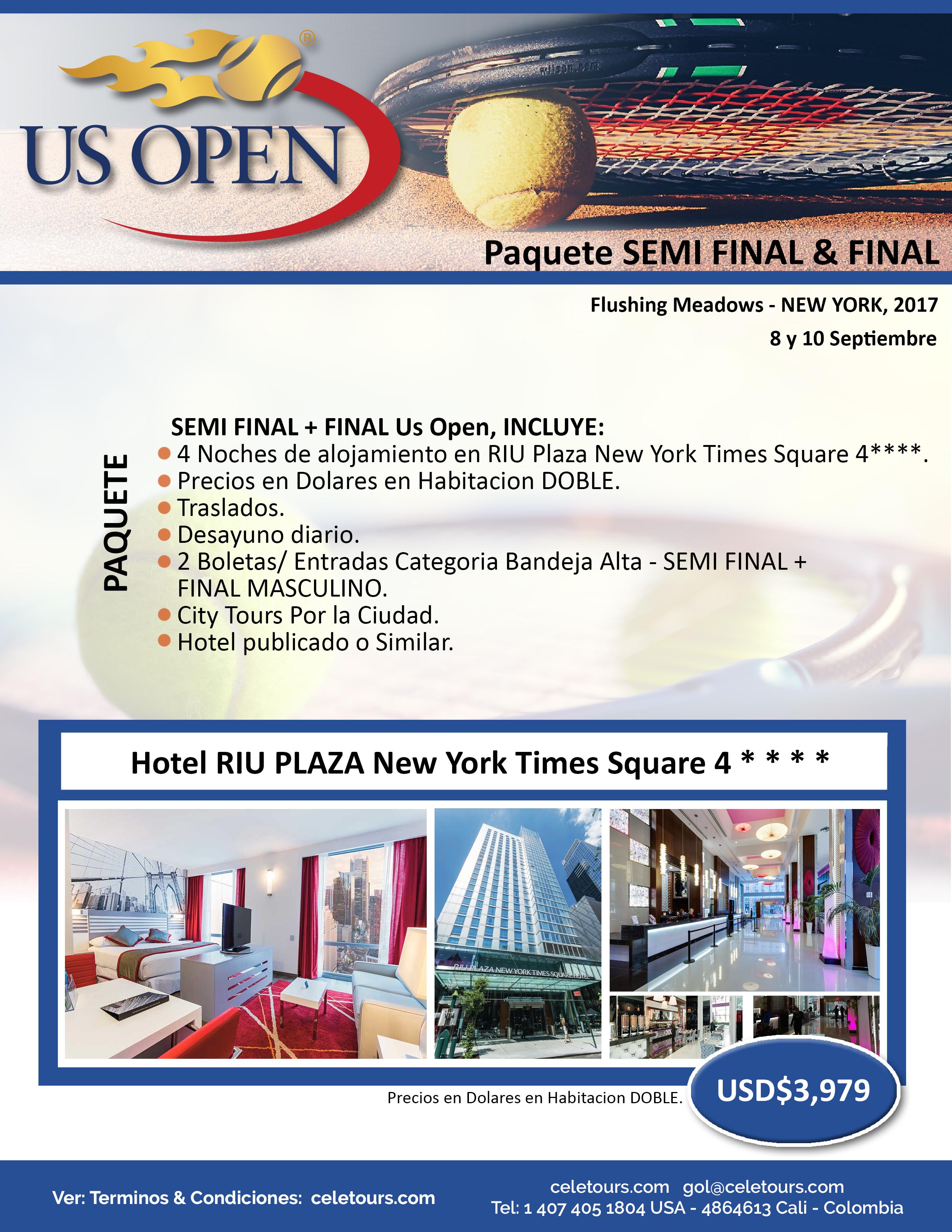 semi final_final Us Open 2017