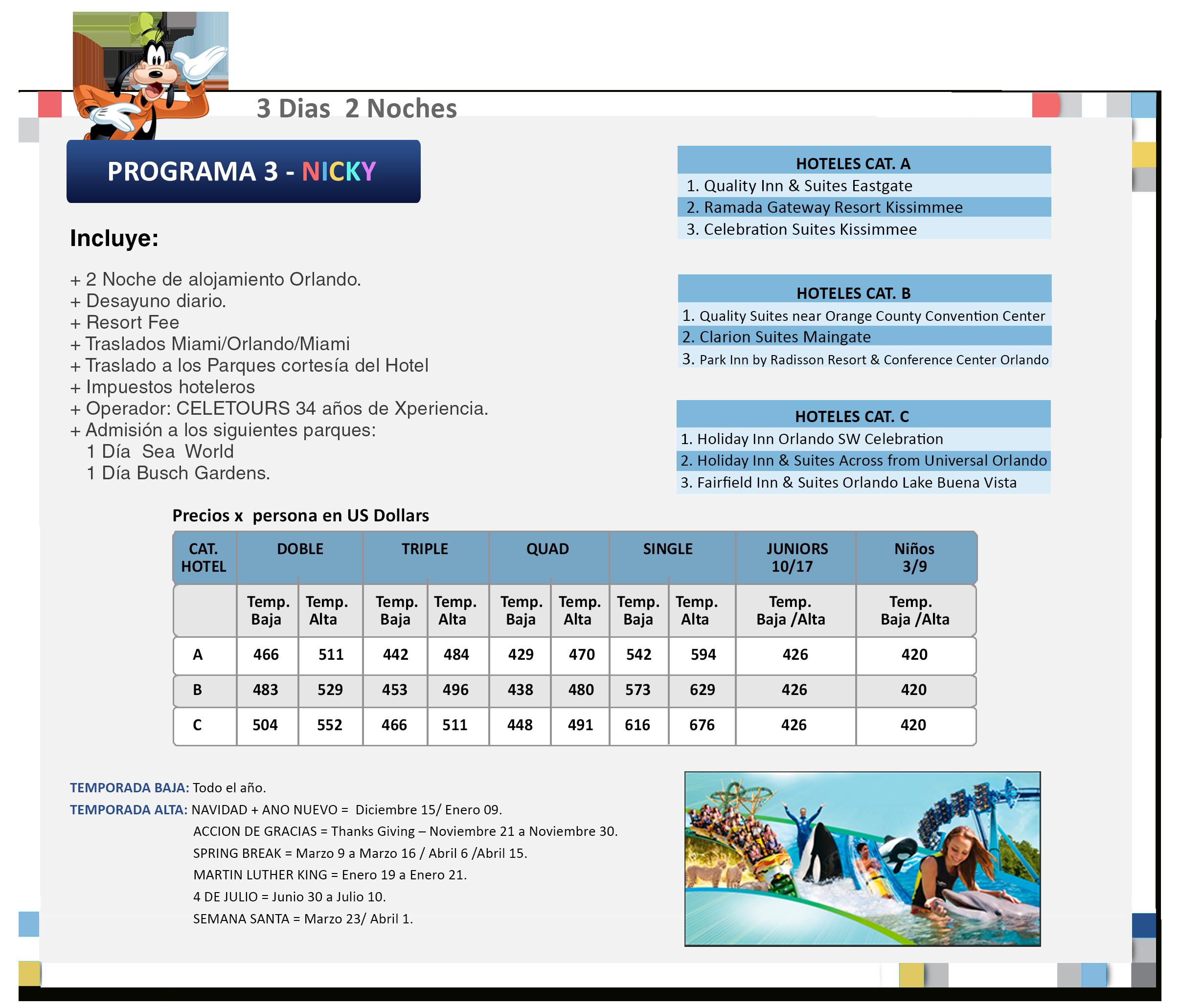 Programa 3Nicky