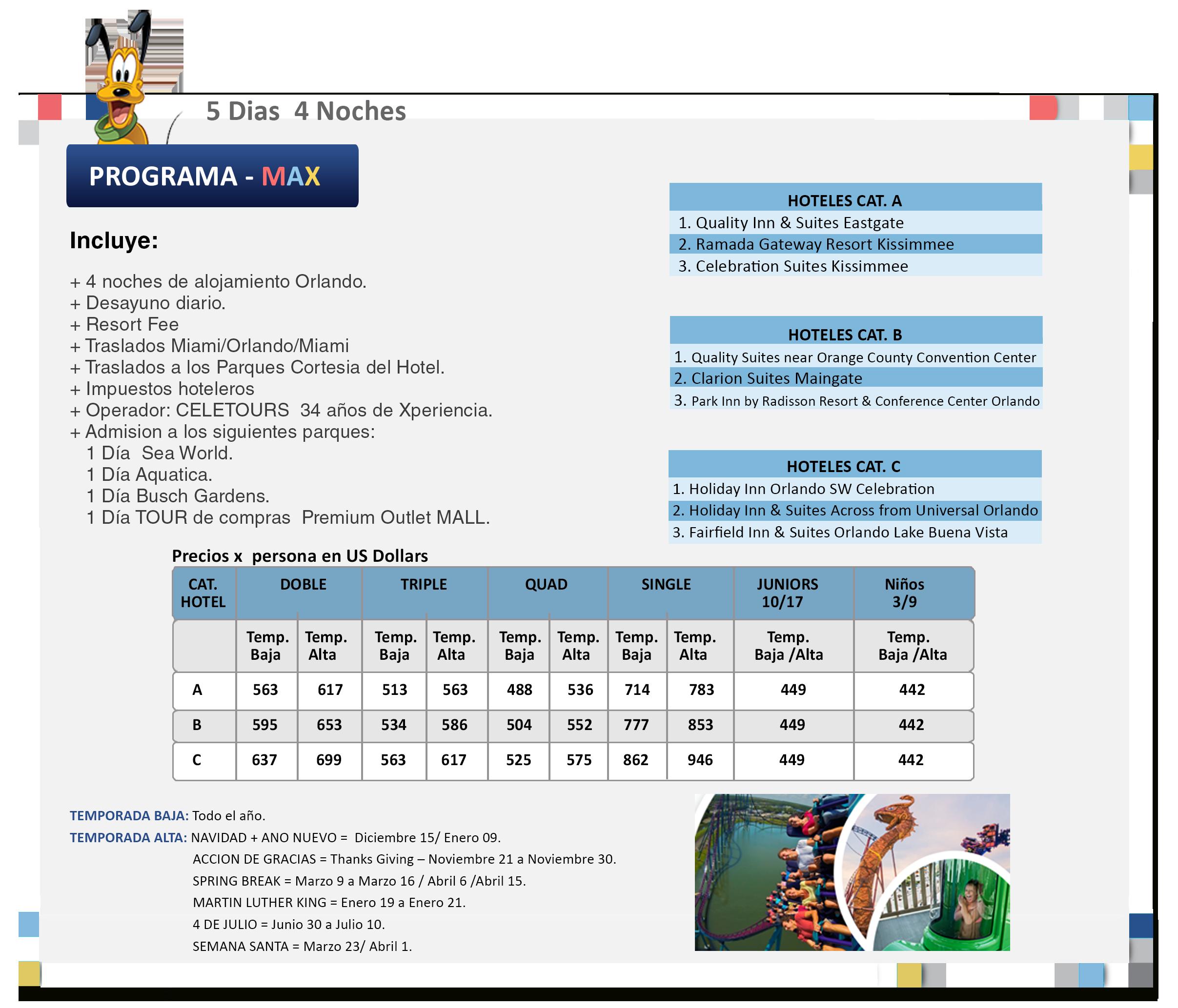 Programa 5Max