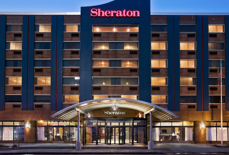 hotel en Niagara