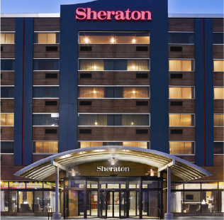 Hotel Sheraton at the Falls