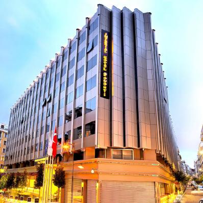 Mercure Bomonti Hotel - Estambul