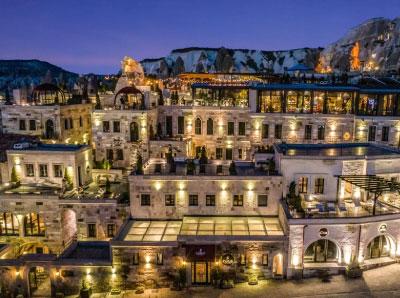 Hotel Carus - Capadocia