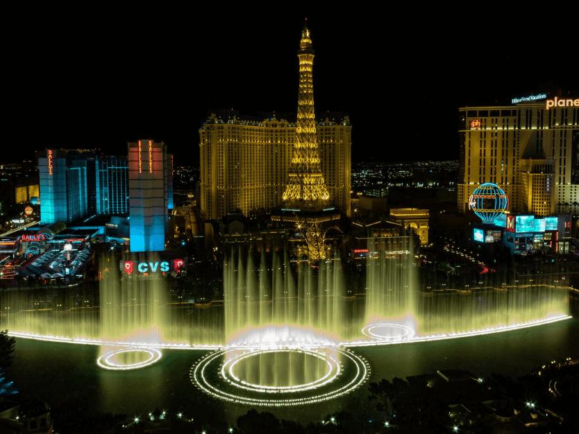 Las Vegas Nocturna