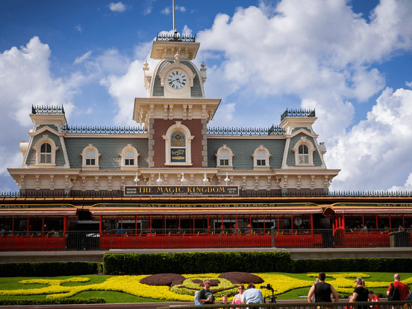 Magic Kingdom - Welcome