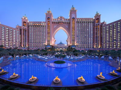 Hotel Resort Atlantis - Dubai