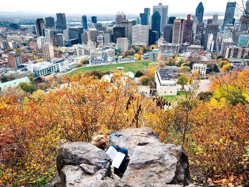 Mount Royal Park - Montreal