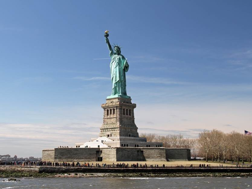 Liberty Statue - New York