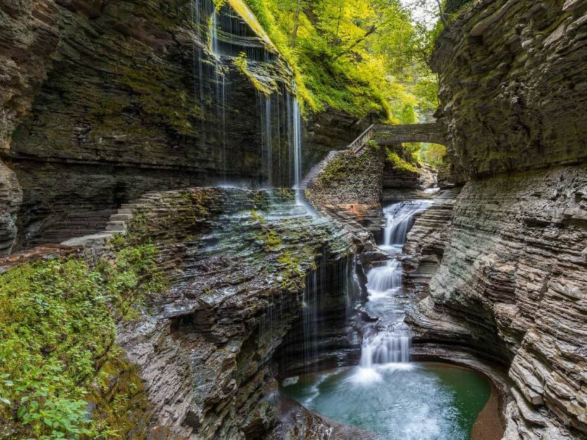 Finger Lakes - Niagara Falls