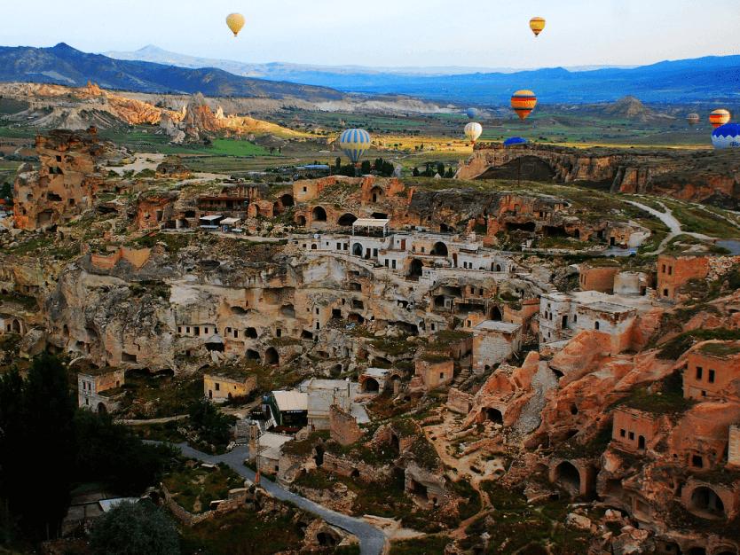 Región de Capadocia