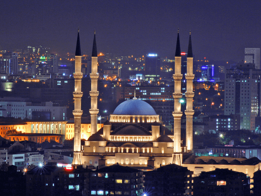 Ciudad Ankara