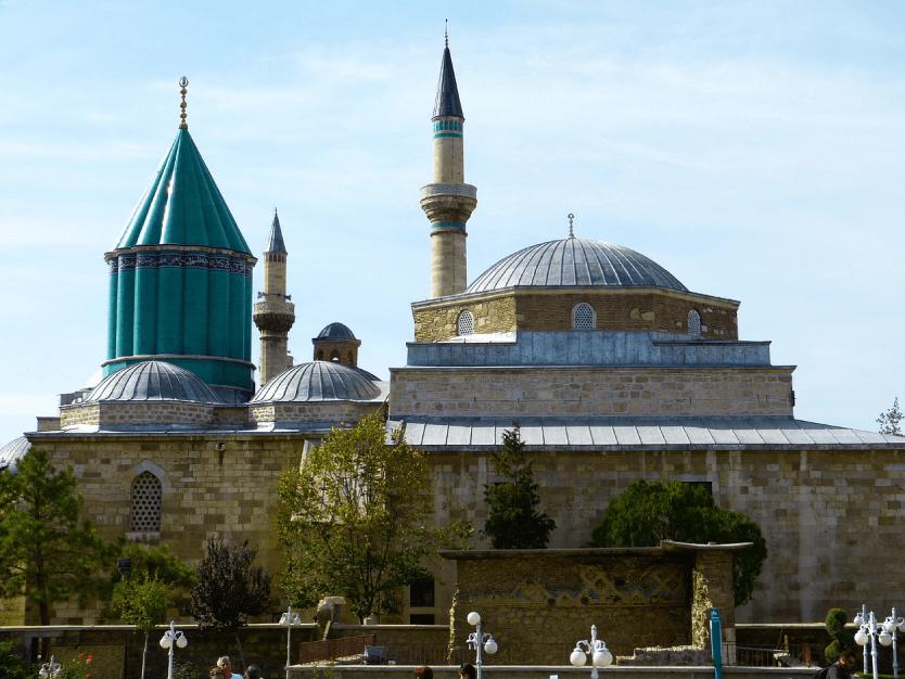 Konya Museo Mevlana