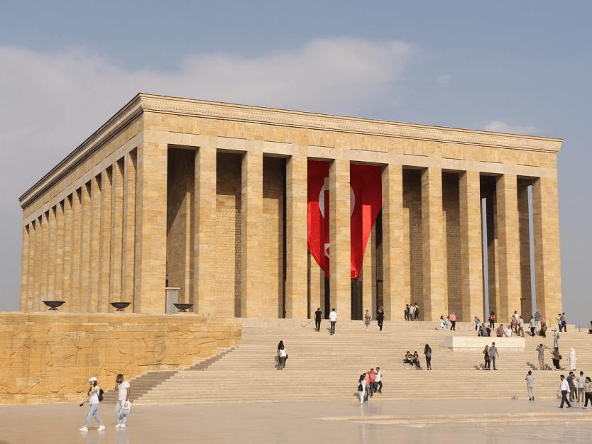 Mausoleo de Ataturk