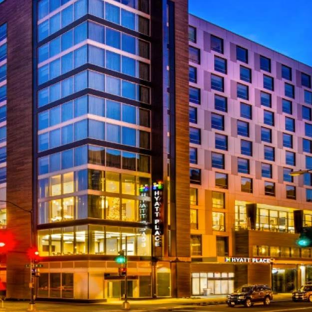 Hotel Hyatt Place Washington Dc/Georgetown West End