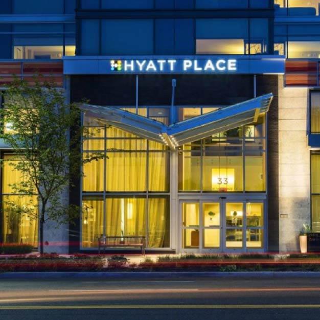 Hotel Hyatt Place Washington DC/US Capitol