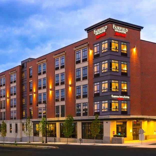 Hotel Fairfield Inn & Suites by Marriott Boston Cambridge