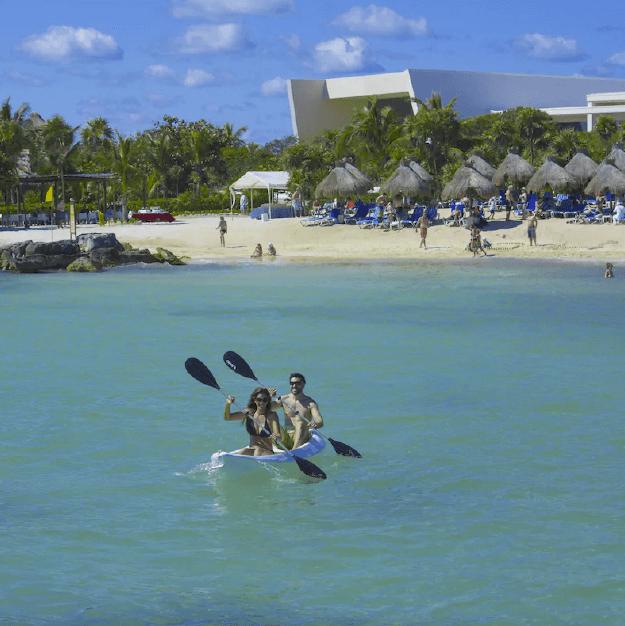Actividades Grand Sirenis Riviera Maya Resort & Spa