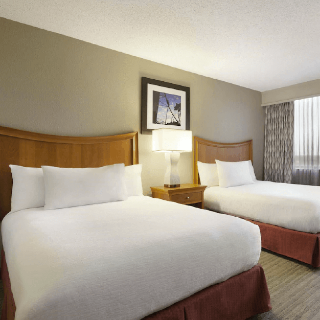 Habitación Hotel Embassy Suites
