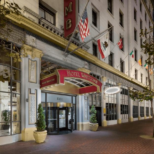 Hotel Whitcomb San Francisco - Similar