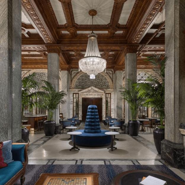 Lobby Hotel Whitcomb San Francisco - Similar