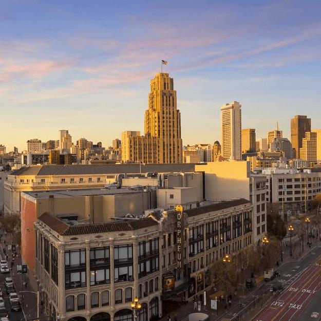 Panoramica Hotel Whitcomb San Francisco - Similar