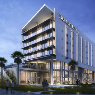 Double tree by Hilton Miami Doral