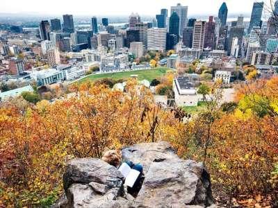Mount Royal Park - Montreal