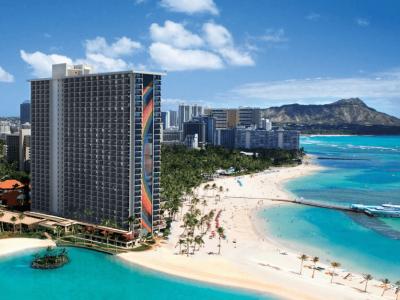 Hilton Hawaiian Village Waikiki Beach Resort Honolulu
