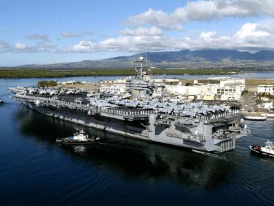 Base Naval de Estados Unidos Pearl Harbor