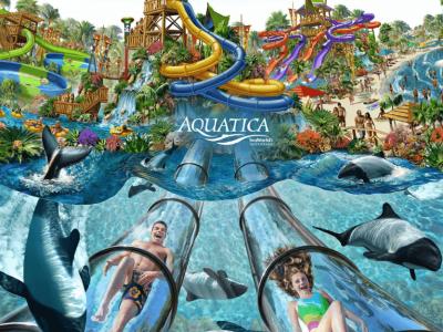 Atracciones - Parque Aquatica