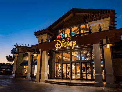 Tiendas Disney Springs