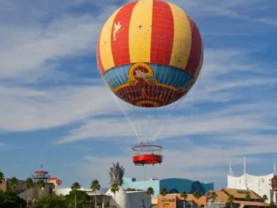 Globo Aerostático - Disney Springs