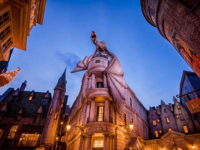 Wizard World Harry Potter - Island of Aventure
