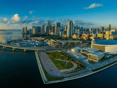 Panoramica de Miami