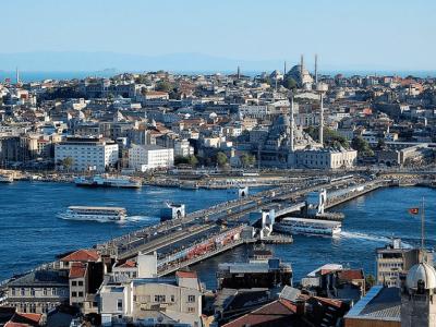 Ciudad Estambul