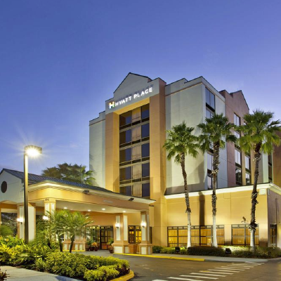 Hyatt Place Orlando Convention Center.