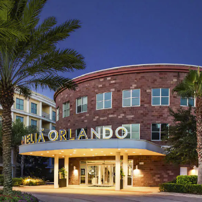 Melia Orlando Suites & Resort