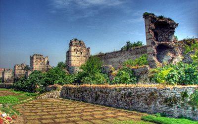 Muralla Bizantina - Constantinopla