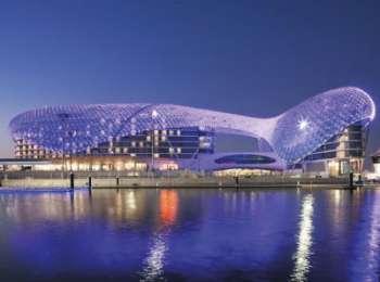 Hotel W Yas Island - Abu Dhabi